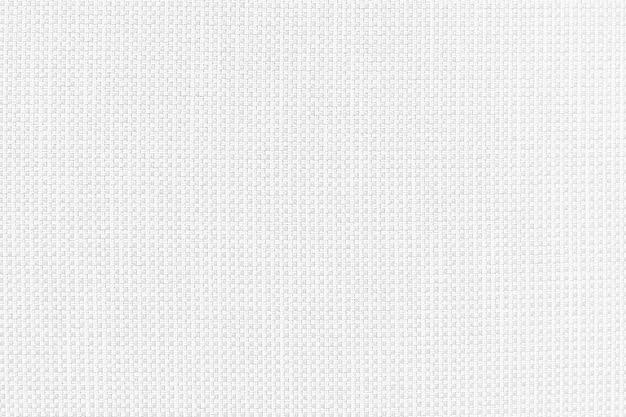 生地バッグの質感のディテールから白い綿糸で染めた生地。 Premium写真