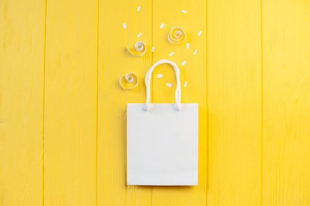ホワイトクラフトパッケージ Premium写真