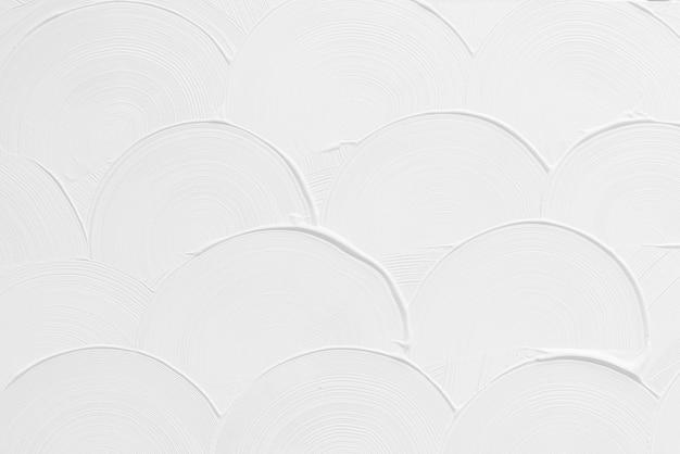 흰색 곡선 브러시 획 텍스처 무료 사진