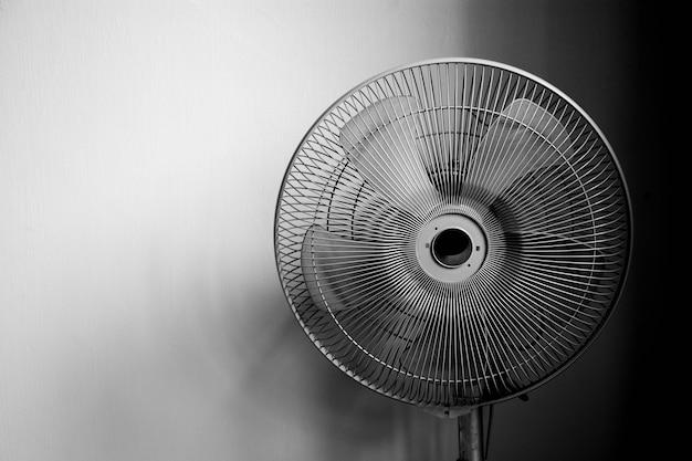 White electric fan Premium Photo