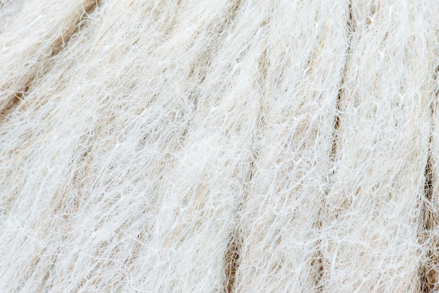 White fabric closeup Free Photo