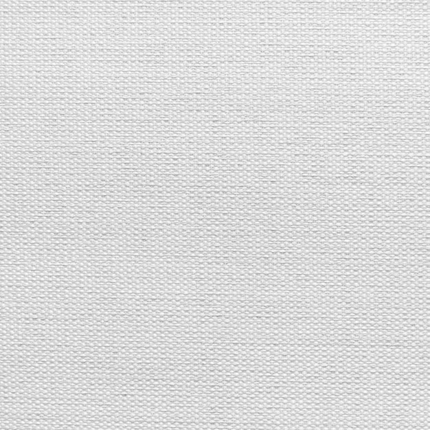 White fabric texture for background Free Photo