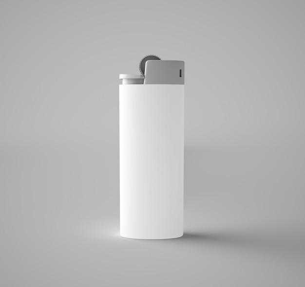 White gas lighter Premium Photo