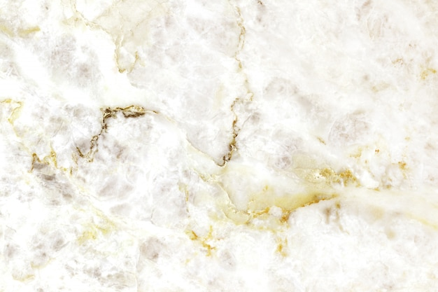 White gold marble texture background Premium Photo