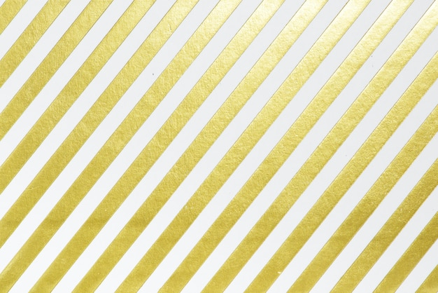 White and gold wrapping paper Free Photo