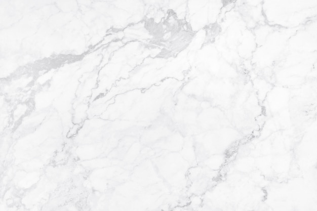White gray marble texture background Premium Photo