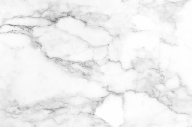 White marble texture background Premium Photo