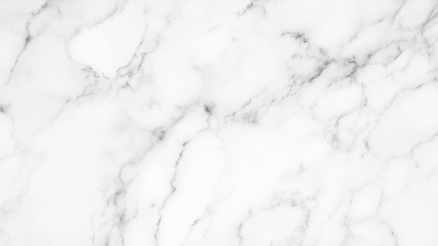 White marble texture and background. Premium Photo