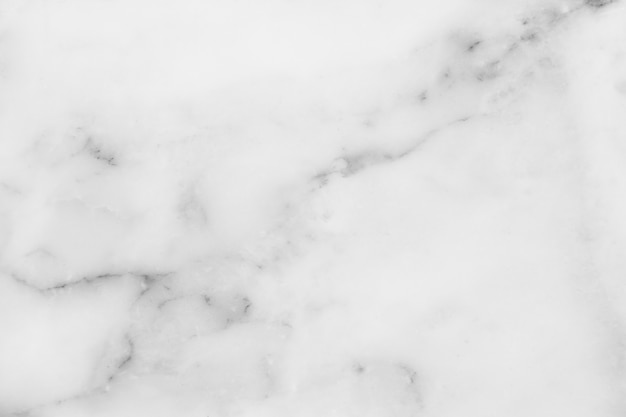 White marble texture pattern for design or background. Premium Photo