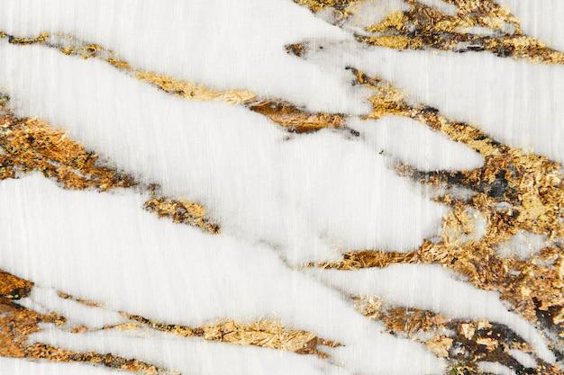 White marbled stone surface Free Photo