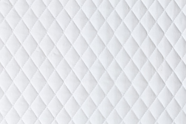 White mattress bedding pattern Premium Photo