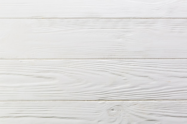 White painted rough wooden surface Free Photo