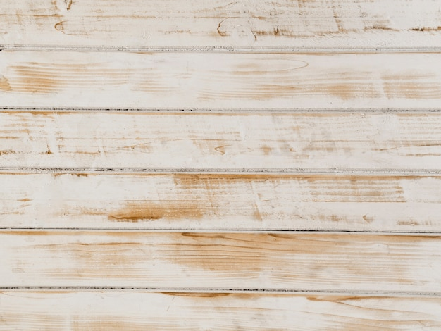 White painted textured of wooden background Premium Photo