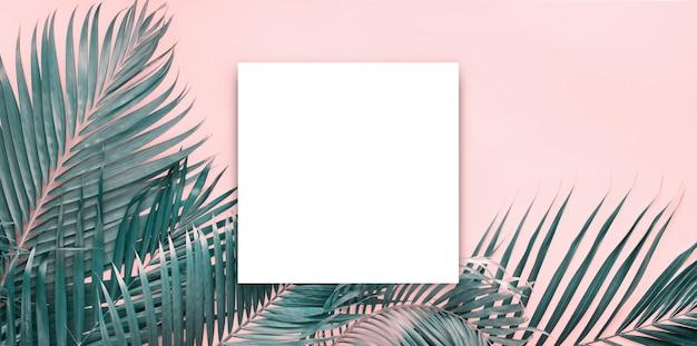 White papar blank brochure mockup isolated white Premium Photo