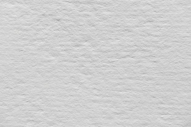 White paper canvas board texture background Premium Photo