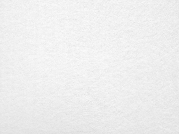 White paper canvas texture background for design backdrop or overlay design Premium Photo
