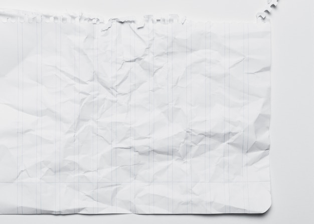 White paper texture background Free Photo