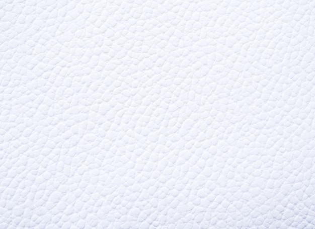 White paper with a rough surface texture for a design background. Premium Photo
