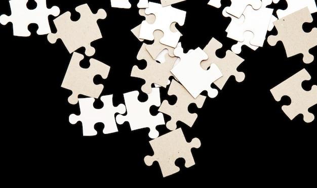Puzzle bianco Foto Gratuite
