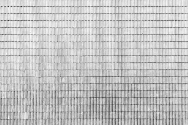 Premium Photo White Roof Tiles Background