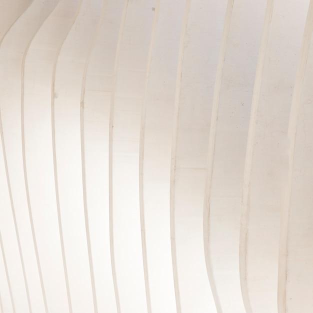 White seamless geometric interior wall panel Free Photo