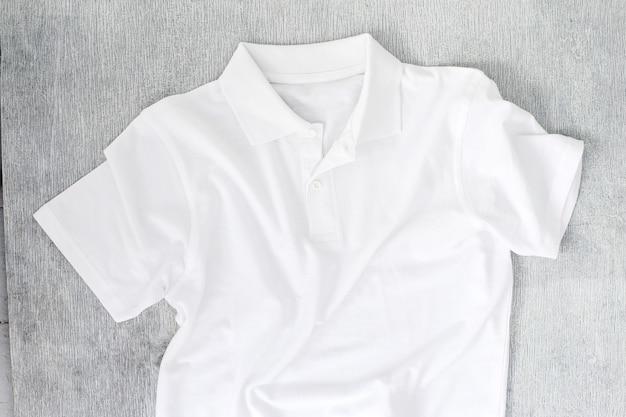 White shirt on the table Free Photo