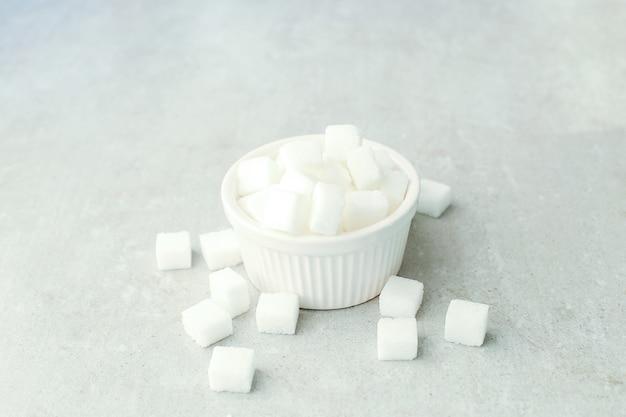Zucchero bianco Foto Gratuite