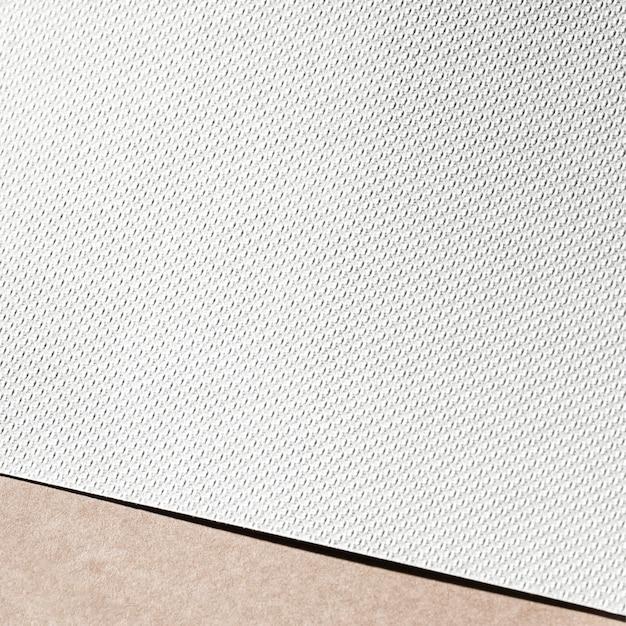 흰색 질감 된 판지 무료 사진