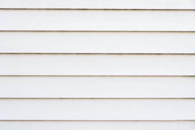 White wood planks wall background Free Photo