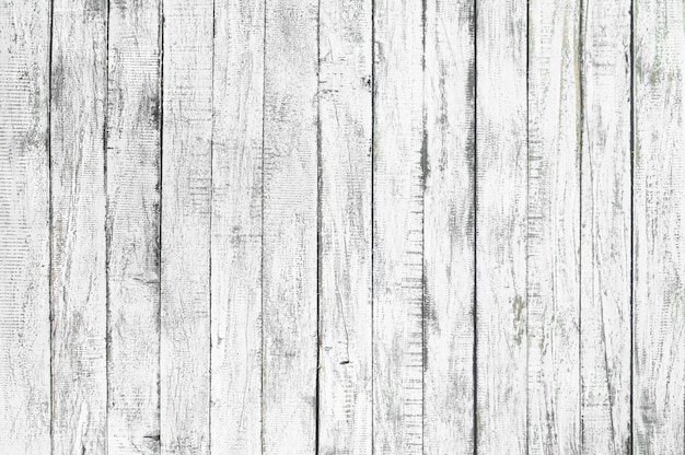 White wood texture background coming from natural tree. old wooden panels that are empty and beautiful patterns. Premium Photo