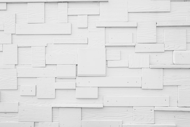 White Wood Texture Background Free Photo