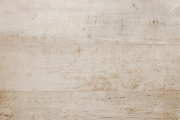 White wood textured surface Free Photo