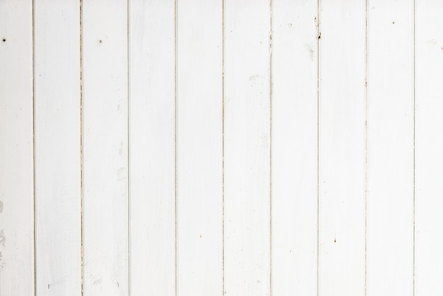 White wood textures background Free Photo
