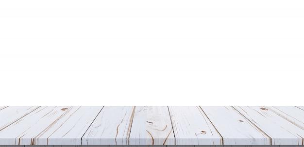 White wooden boards Premium Photo