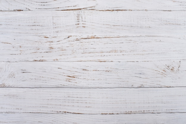 White wooden surface Free Photo
