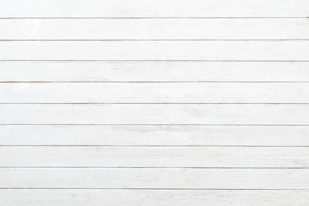White wooden wall background Free Photo