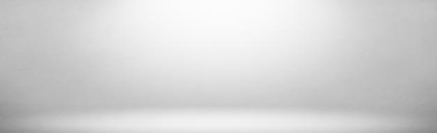 넓은 흰색 회색 스튜디오 룸 그라디언트 밝은 배경 프리미엄 사진