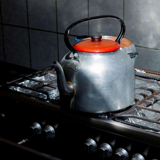 сущности, картинки с чайником на газовой плите для