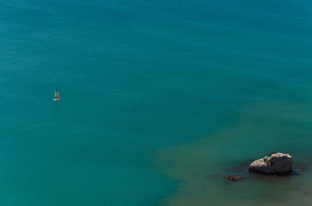 Windsurfing Premium Photo