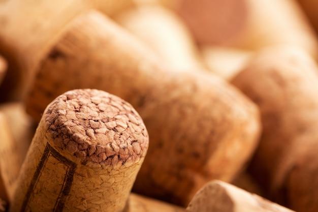 Wine corks Premium Photo