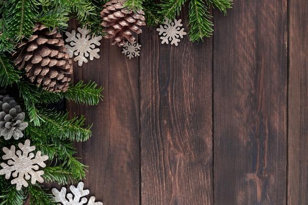 Winter holidays card Premium Photo