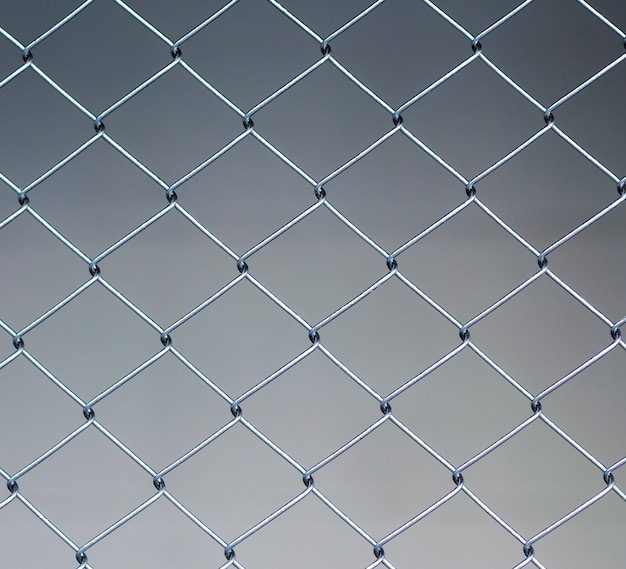 Wire fence background Premium Photo