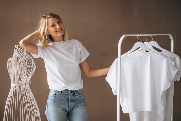 Wear white for fashion