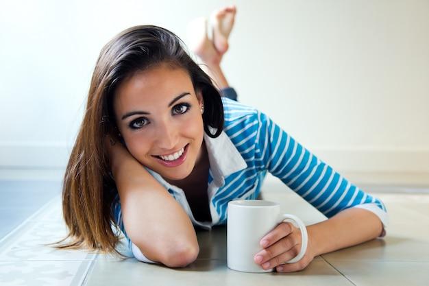 Woman Mug Beautiful Lady Cute Photo Free Download