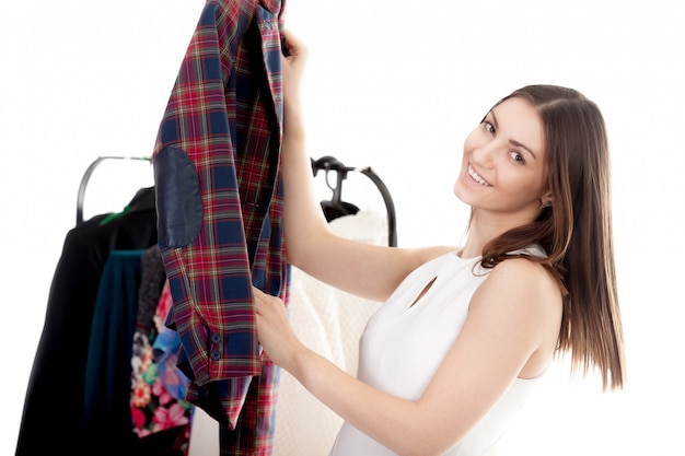 how to touch a girl with clothes on