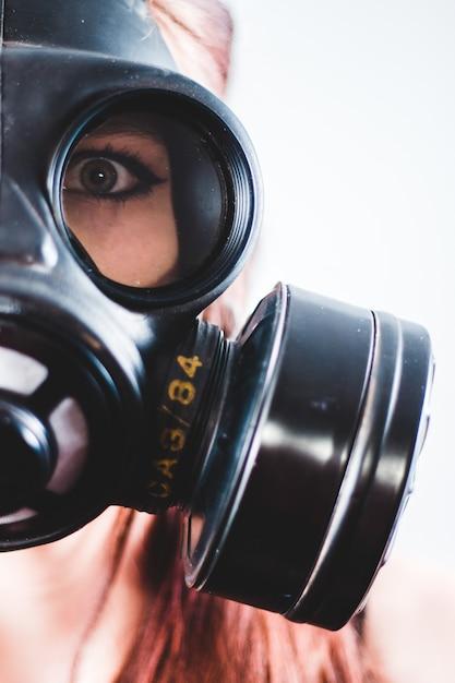 Gas Mask Breathplay Porn Pics