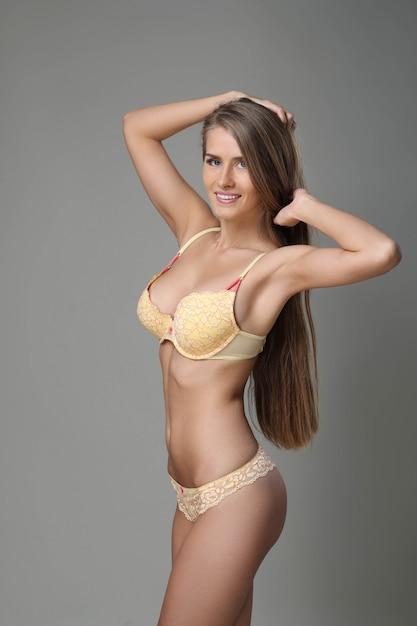 아름 다운 몸매를 가진 여자 무료 사진