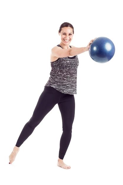 Stretching ball Ball stretching