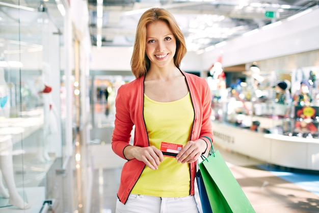 Image result for credit card shopping woman