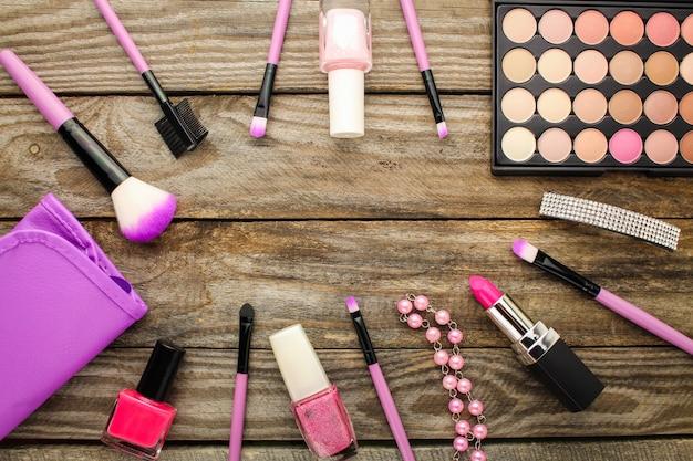 Women's accessories Premium Photo